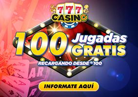 Bono 100 Casino