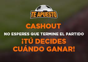 ¡Nueva función Cashout!